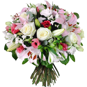 service de livraison de bouquets de fleurs dans le Var et en Provence - conciergerie arma prestige